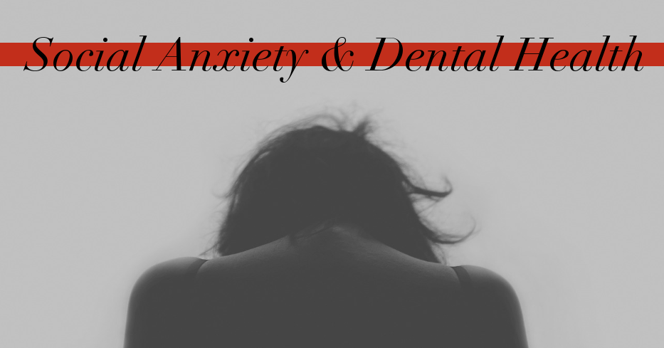 Social Anxiety and how it affects your oral health lynnfield dental associates blog header and featured image